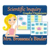Scientific Inquiry Graphic Organizers