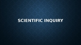 Scientific Inquiry PPT