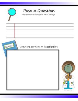 Scientific Inquiry Process Workbook