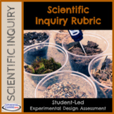 Scientific Inquiry Rubric and Reflection