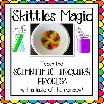 Scientific Inquiry: Skittles Magic Single Page