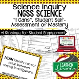 Basic Science & Scientific Inquiry I Cans, Basic Science Posters