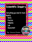 Scientific Inquiry Unit Pack