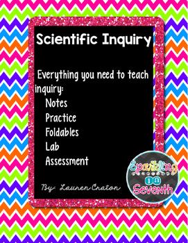 Scientific Inquiry Unit Pack