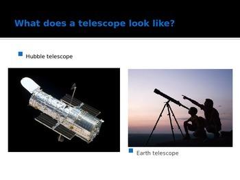 Scientific Inventions - Telescope and Microscope