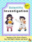 Scientific Investigation.