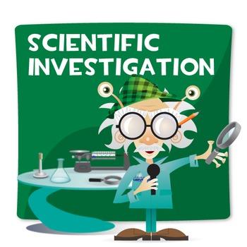 Scientific Investigation Complete Lesson