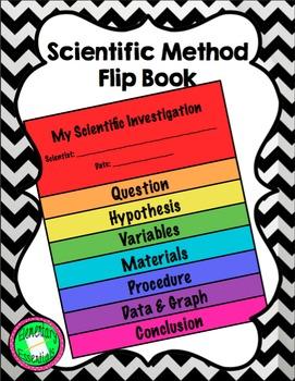Scientific Investigation Flip Books