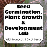 Investigation Lab Seed Germination, Plant Growth & Development Distance Learning