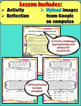Scientific Investigation: Metric Measurements Google Digital Resource Lesson