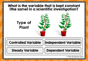 Scientific Investigation Task Cards - Digital Boom Cards™