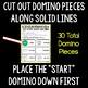 Scientific Investigations - Science Domino Review Activity
