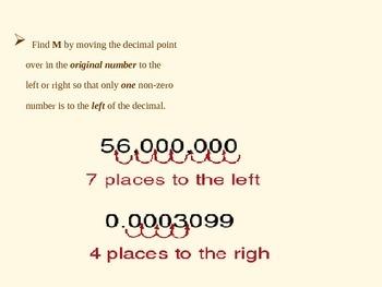 Scientific Measurement Explained (Presentation and Handout)