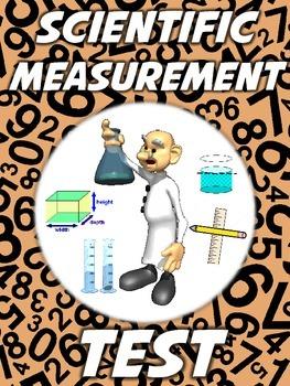 Scientific Measurement Test