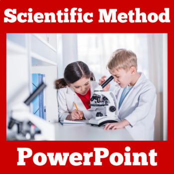 Scientific Method Activity | Scientific Method PowerPoint Lesson
