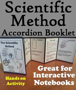 The Scientific Method Foldable