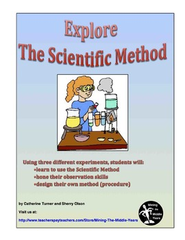 Scientific Method Experiments -  an introduction to process and design