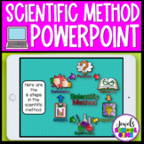 Scientific Method Activities (Scientific Method PowerPoint)
