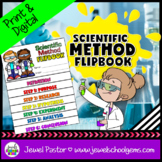 Scientific Method Activities (Scientific Method Flip Book)