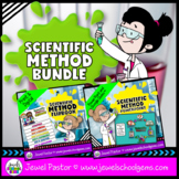 Scientific Method Activities BUNDLE (PowerPoint and Flipbook)