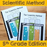 Scientific Method 5th Grade Edition Student Workbook