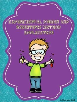 Middle School - Scientific Method Practice - Variables