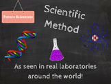 Scientific Method (As seen in labs around the world)