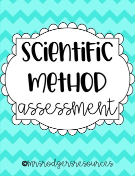 Scientific Method Assessment