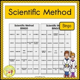 Scientific Method BINGO