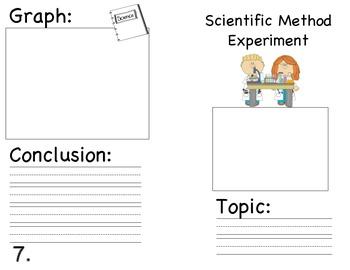 Scientific Method Booklet