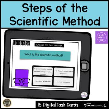 Scientific Method Boom Cards