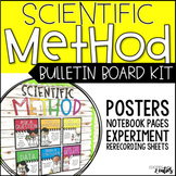 Scientific Method Bulletin Board Kit