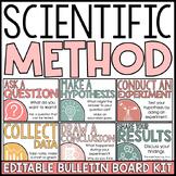 Scientific Method | Scientific Method Posters | Bulletin Board