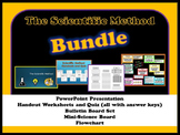 6th Grade Science Bundle - Scientific Method