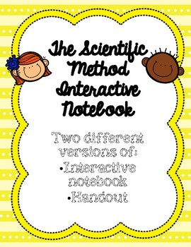 Scientific Method Interactive Notebook