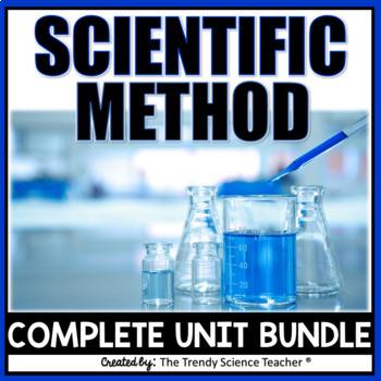 Scientific Method Bundle- ALL INCLUSIVE!