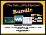 6th Grade Science Bundle - Scientific Method