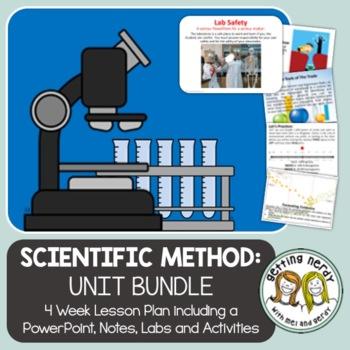 Scientific Method PowerPoint & Notes Bundle