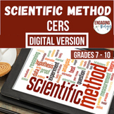 Scientific Method CERs for Distance Learning