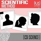 Scientific Method CSI Science