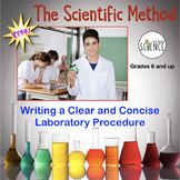Scientific Method: Can You Write a Clear Lab Procedure?