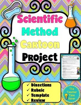 Scientific Method Cartoon Project- Scientific Investigation Unit