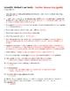 Scientific Method Case Study