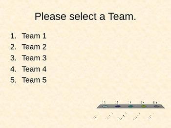 Scientific Method Clicker Game