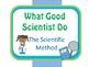 Scientific Method Clip Chart