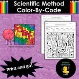 Scientific Method Color-By-Code