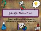 Scientific Method Complete Unit