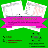 Scientific Method Cornell Notes #5