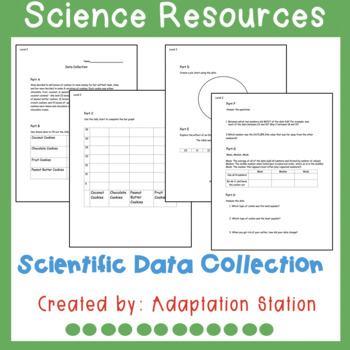 Scientific Method-Data Collection