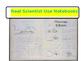 IAN Setup W/ Day#1 Scientific Method Notes